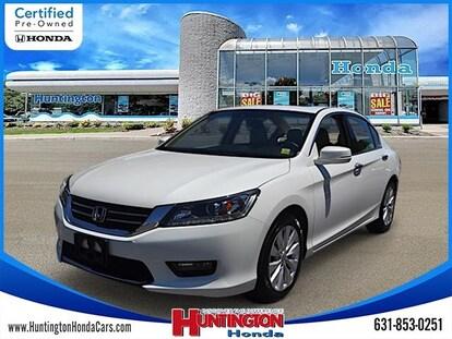 Certified Used 2015 Honda Accord Huntington NY