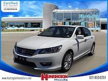 2015 Honda Accord EX-L V-6 w/Navigation Sedan