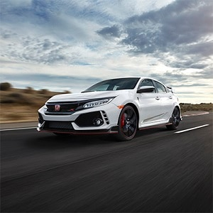 Discover The New Honda Civic Type R
