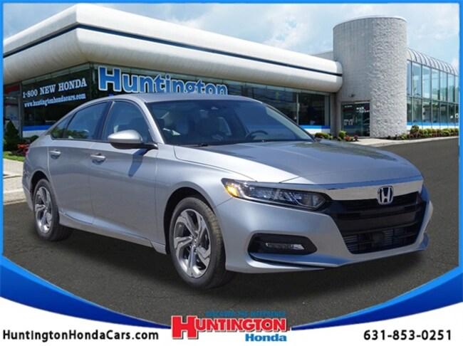 New 2019 Honda Accord EX Sedan for sale in Huntington NY on Long Island.