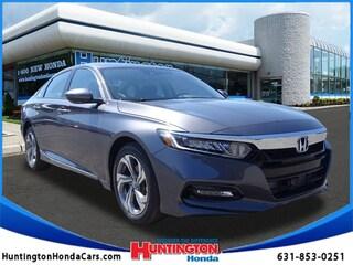 New 2019 Honda Accord EX Sedan for sale in Huntington, NY at Huntington Honda