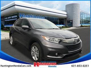 New 2019 Honda HR-V EX SUV for sale in Huntington, NY at Huntington Honda