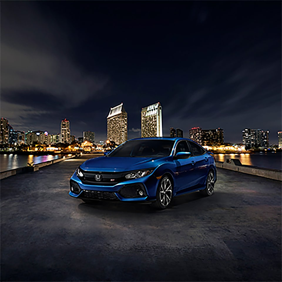 New 2019 Honda Civic In Huntington