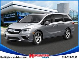 New 2019 Honda Odyssey EX-L Minivan/Van for sale in Huntington, NY at Huntington Honda
