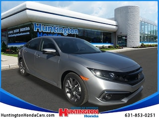 New 2019 Honda Civic EX Sedan for sale in Huntington, NY at Huntington Honda