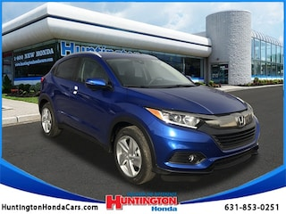 New 2019 Honda HR-V EX SUV for sale in Huntington, NY at Huntington Honda