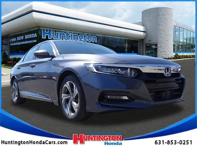 New 2019 Honda Accord in Huntington   Honda Dealer near Bay