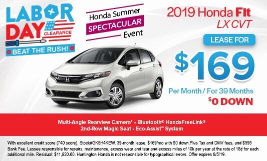 Honda Civic Lease >> Honda Lease Deals Huntington Ny Honda Lease New Vehicle