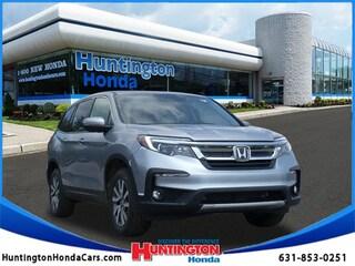 New 2019 Honda Pilot EX-L SUV for sale in Huntington, NY at Huntington Honda