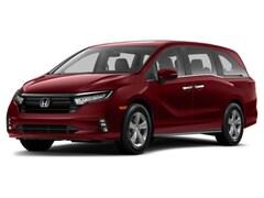 2021 Honda Odyssey EX Mini-van, Passenger