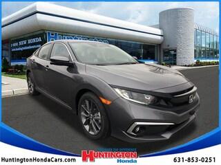New 2019 Honda Civic EX Sedan for sale in Huntington, NY at Huntington Honda