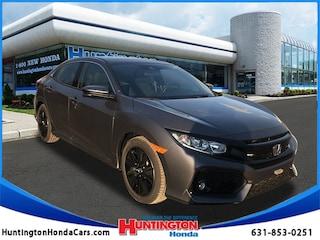 New 2019 Honda Civic EX Hatchback for sale in Huntington, NY at Huntington Honda