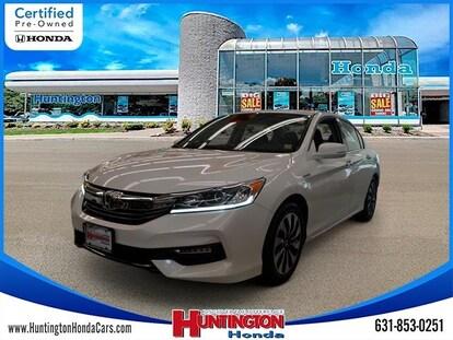 Certified Used 2017 Honda Accord Hybrid Huntington NY