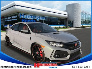 New 2019 Honda Civic Type R Touring Hatchback for sale in Huntington, NY at Huntington Honda
