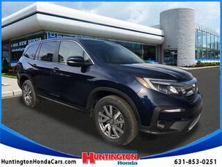 New 2019 Honda Pilot EX SUV for sale in Huntington, NY at Huntington Honda