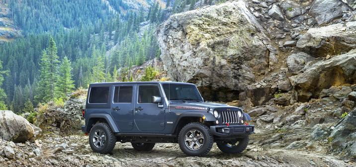 2018 Jeep Wrangler Side Rock Exterior