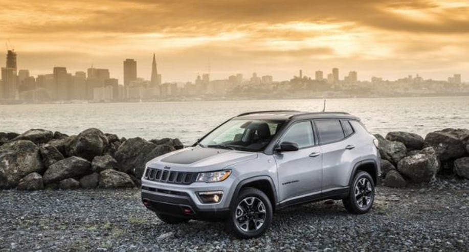 2019 Jeep Compass Sunset Exterior