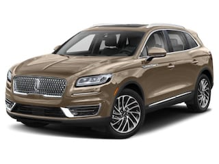 2020 Lincoln Nautilus Reserve Sport Utility
