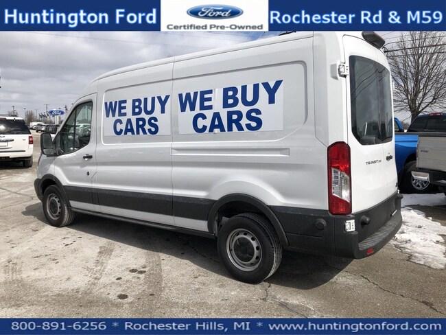 76c776ad97 ... 2018 Ford Transit Van T-250 148 MD RF S Full-size Cargo Van ...