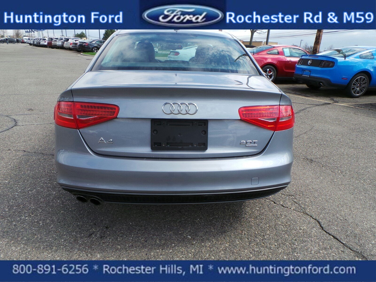 used 2015 audi a4 for sale at serra ford rochester hills vin wauffafl8fn014348 serra ford rochester hills