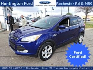 2016 Ford Escape SE ESCAPE SE 4WD SUV