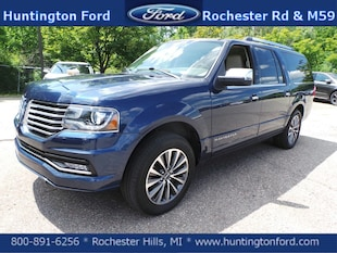 2015 Lincoln Navigator L 4DR 4WD SELECT Sport Utility