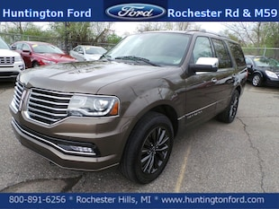 2015 Lincoln Navigator 4DR 4WD SELECT Sport Utility