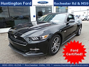 2016 Ford Mustang GT MUSTANG GT COUPE