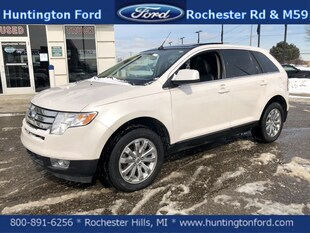 2010 Ford Edge Limited Station Wagon