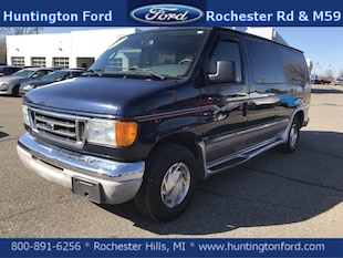 2003 Ford Econoline Cargo Van Recreational Full-size Cargo Van