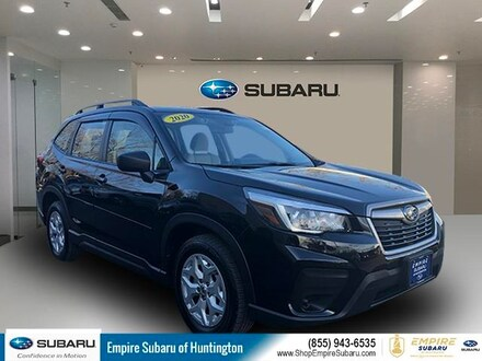 2020 Subaru Forester Base SUV