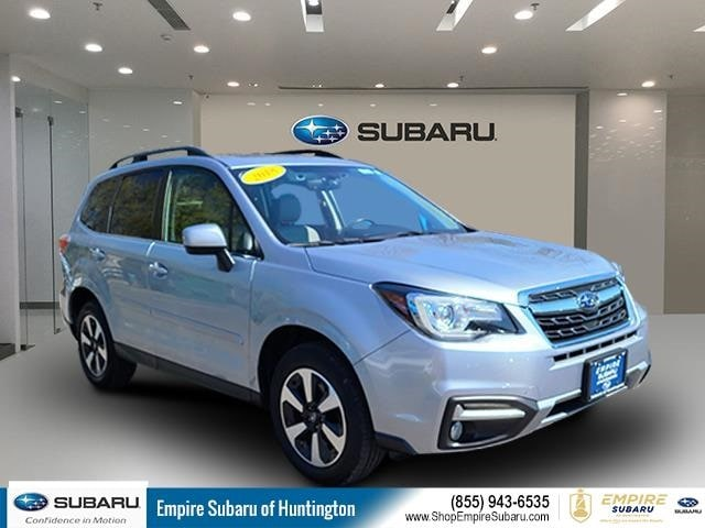 Used Subaru Forester Huntington Ny