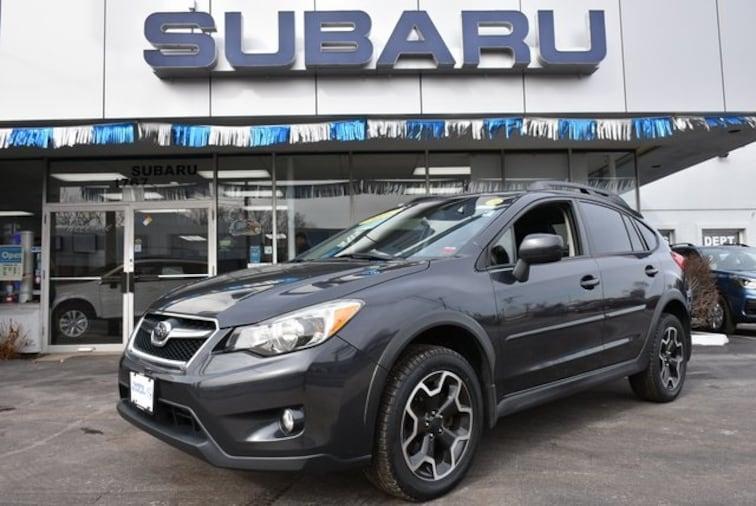 2014 Subaru Xv Crosstrek 2.0 I Limited >> Used 2014 Subaru Xv Crosstrek For Sale At Huntington Subaru Vin