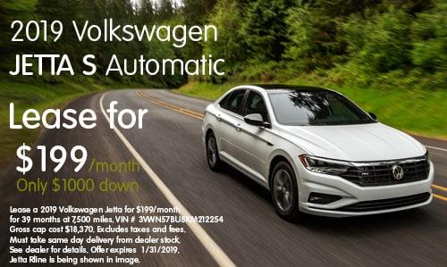 Volkswagen Lease Specials >> New Vehicle Specials Volkswagen Of Huntington