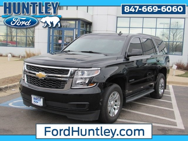 Used Chevrolet Tahoe Huntley Il