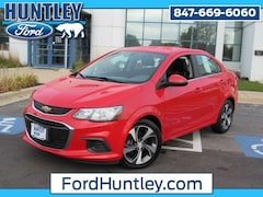 Used Chevrolet Sonic Huntley Il