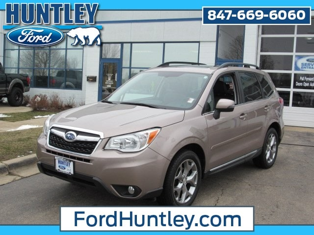 Used Subaru Forester Huntley Il