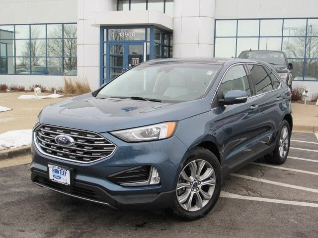 Used Ford Edge Huntley Il
