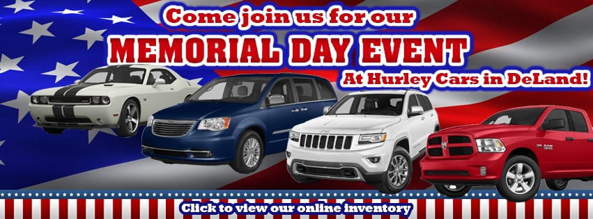 Memorial Day Car Deals: Pre-owned InventoryHurley Cars Of DeLand