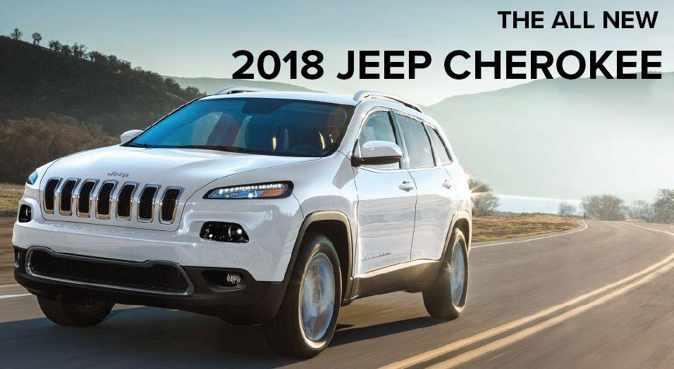 Marvelous 2018 Jeep Cherokee