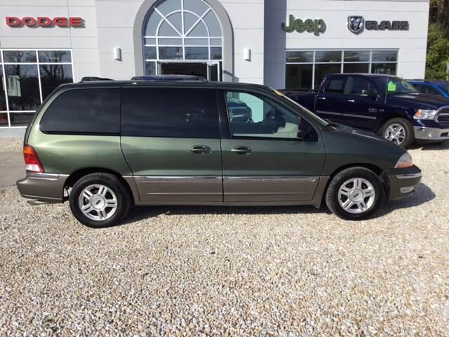 2002 Ford Windstar SEL Standard Wagon