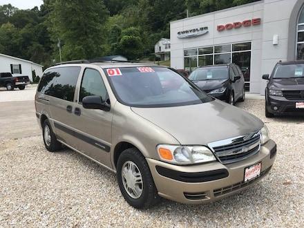 2001 Chevrolet Venture Van Extended Passenger Van