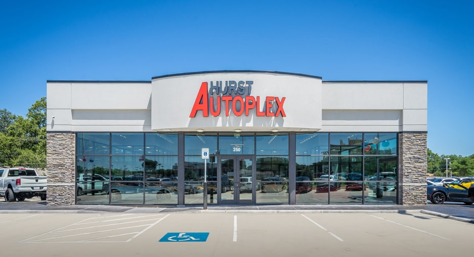 Hurst Autoplex Financing Used Car Custom Truck Loans
