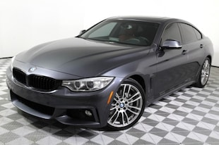 2016 BMW 428i 428i Gran Coupe