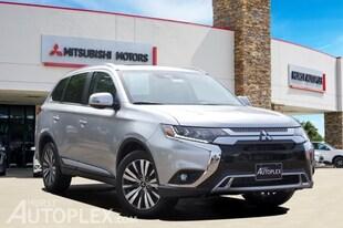 2019 Mitsubishi Outlander SEL CUV