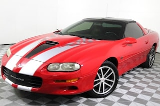 Used 2002 Chevrolet Camaro Z28 Coupe near Fort Worth