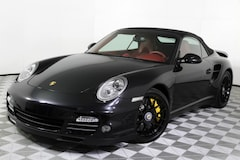 Used 2013 Porsche 911 S Turbo Cabriolet For Sale in Fort Worth