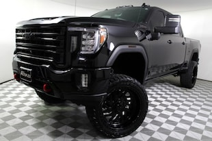 2020 GMC Sierra 2500HD AT4 Lifted Truck Crew Cab