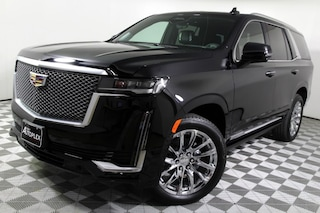 Used 2021 CADILLAC Escalade Premium Luxury Platinum 4x4 SUV for sale in Fort Worth