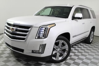 Used 2018 CADILLAC Escalade Premium Luxury SUV for sale in Fort Worth